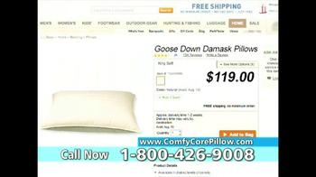 Comfy Core Pillow TV Spot - Thumbnail 8
