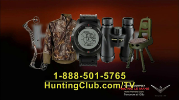 North American Hunting Club TV Spot - Thumbnail 4