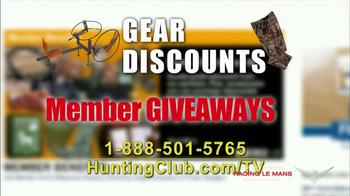 North American Hunting Club TV Spot - Thumbnail 7