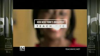 Teach NYC TV Spot, 'Diverse Cultures' - Thumbnail 10
