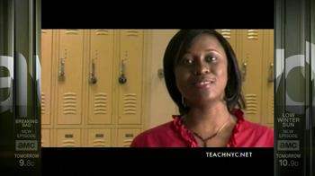 Teach NYC TV Spot, 'Diverse Cultures' - Thumbnail 4