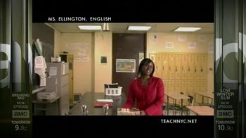 Teach NYC TV Spot, 'Diverse Cultures' - Thumbnail 5