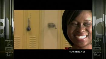 Teach NYC TV Spot, 'Diverse Cultures' - Thumbnail 7