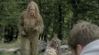 Jack Link's Beef Jerky TV Spot, 'Messin' With Sasquatch: Football'