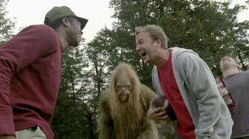 Jack Link's Beef Jerky TV Spot, 'Messin' With Sasquatch: Football' - Thumbnail 10