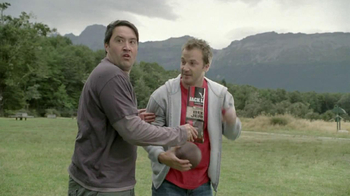 Jack Link's Beef Jerky TV Spot, 'Messin' With Sasquatch: Football' - Thumbnail 4