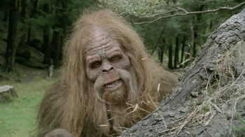 Jack Link's Beef Jerky TV Spot, 'Messin' With Sasquatch: Football' - Thumbnail 6