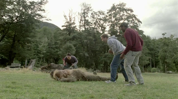 Jack Link's Beef Jerky TV Spot, 'Messin' With Sasquatch: Football' - Thumbnail 9