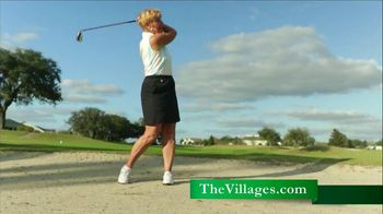 The Villages TV Spot, 'Free Country Club Membership'