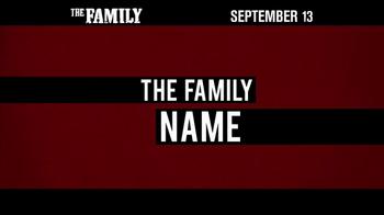 The Family - Alternate Trailer 10