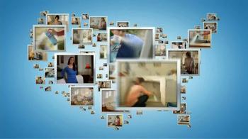 Lysol Disinfectant Spray TV Spot, 'Across America: Christine' - Thumbnail 2
