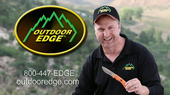 Outdoor Edge Swing Blade TV Spot