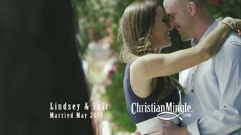 ChristianMingle.com TV Spot, 'Lindsey & Eric'