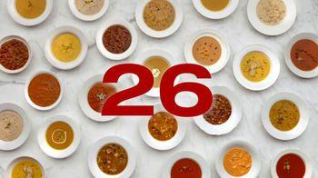Campbell's Soup TV Spot, '26 New Soups'