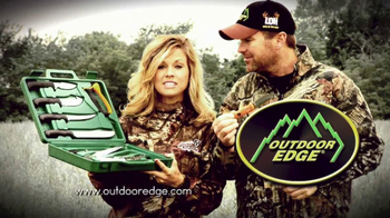 Outdoor Edge TV Spot Featuing Pat and Nicole Reeve - Thumbnail 10