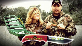 Outdoor Edge TV Spot Featuing Pat and Nicole Reeve - Thumbnail 8