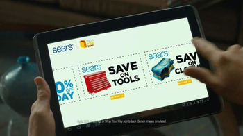 Sears Shop Your Way App TV Spot, 'Squirrel Revolt' - Thumbnail 9