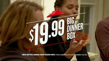 Pizza Hut Big Dinner Box TV Spot, 'Play of the Week' - Thumbnail 9