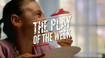 Pizza Hut Big Dinner Box TV Spot, 'Play of the Week' - Thumbnail 1