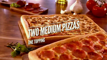Pizza Hut Big Dinner Box TV Spot, 'Play of the Week' - Thumbnail 6