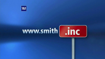 1&1 Internet TV Spot, 'www.smith.' - Thumbnail 1