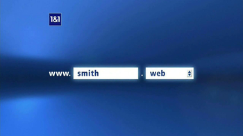 1&1 Internet TV Spot, 'www.smith.' - Thumbnail 9