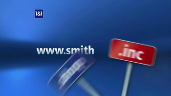 1&1 Internet TV Spot, 'www.smith.' - Thumbnail 2