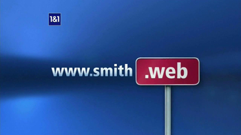1&1 Internet TV Spot, 'www.smith.' - Thumbnail 5