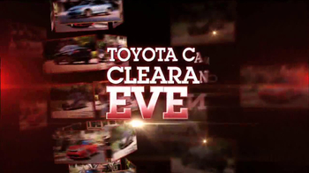 Toyota Camry Clearance Event TV Spot - Thumbnail 9