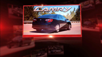 Toyota Camry Clearance Event TV Spot - Thumbnail 3