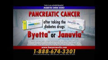 Ferrer, Poirot and Wansbrough TV Spot, 'Pancreatic Cancer'