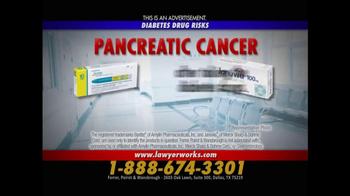 Ferrer, Poirot and Wansbrough TV Spot, 'Pancreatic Cancer' - Thumbnail 1