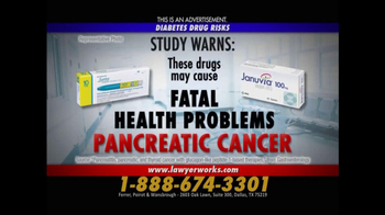 Ferrer, Poirot and Wansbrough TV Spot, 'Pancreatic Cancer' - Thumbnail 4