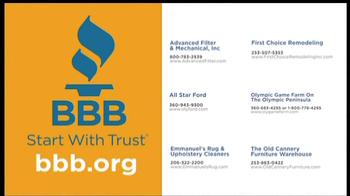 Better Business Bureau TV Spot, 'The Truth'