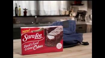 Sara Lee Devil's Food Creme Cakes TV Spot, 'Delicious Snack Moment' - Thumbnail 6
