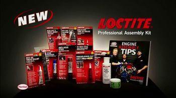 Loctite Professional Assembly Kit TV Spot