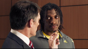 Subway  Turkey Breast TV Spot, 'Get in the Game' Feat. Robert Griffin III - Thumbnail 3