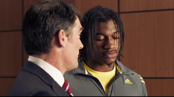 Subway  Turkey Breast TV Spot, 'Get in the Game' Feat. Robert Griffin III - Thumbnail 4