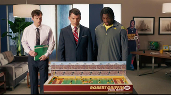 Subway  Turkey Breast TV Spot, 'Get in the Game' Feat. Robert Griffin III - Thumbnail 5