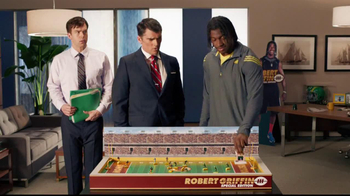 Subway  Turkey Breast TV Spot, 'Get in the Game' Feat. Robert Griffin III - Thumbnail 6