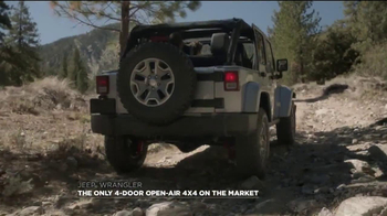 Jeep Celebration Event TV Spot, 'Discovering' - Thumbnail 6