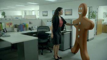 Kmart TV Spot, 'Gingerbread Man' - 2974 commercial airings