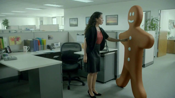 Kmart TV Spot, 'Gingerbread Man' - 2974 commercial airings