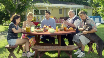Pepcid Complete TV Spot, 'The Burns Family BBQ' Featuring Richard Riehle