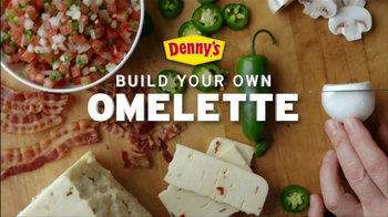 Denny's Build Your Own Omelette TV Spot, 'No Kid Hungry Charity' - Thumbnail 2