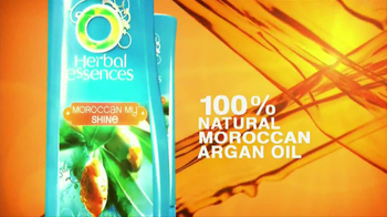 Herbal Essences Moroccan My Shine TV Spot Feat Nicole Scherzinger - Thumbnail 5
