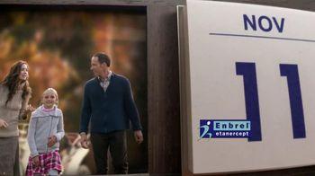 Enbrel TV Spot, 'Calendar' - Thumbnail 7