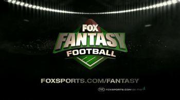Fox Fantasy Football  TV Spot