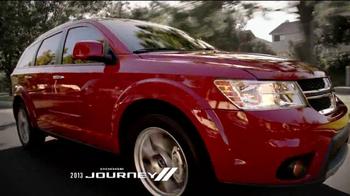Dodge 7-Passenger Vehicles TV Spot - Thumbnail 4