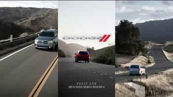 Dodge 7-Passenger Vehicles TV Spot - Thumbnail 9